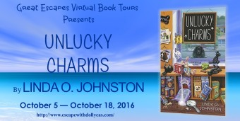 UNLUCKY CHARMS large banner340