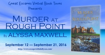 murder at rough point large banner337