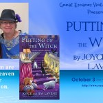 Putting on the Witch by Joyce and Jim Lavene