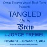 Tangled Up in Brew by Joyce Tremel