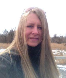 Lena Gregory author of Mistletoe Cake Murder