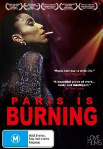 Favorite movie: I'd watch Paris is Burning again.