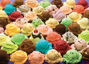 Favorite Ice Cream Flavor – All of them. It's ice cream, isn't it?