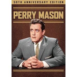 Favorite TV show: Perry Mason