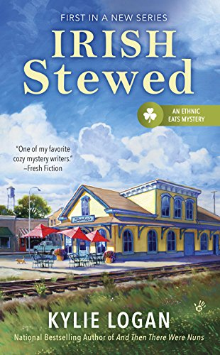 Alphabet Soup   A   Z Reading Challenge Archives   Escape With     Irish Stewed  An Ethnic Eats Mystery