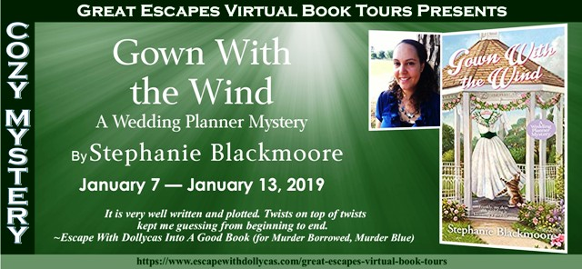 Wedding Planner Mystery.Gown With The Wind A Wedding Planner Mystery By Stephanie