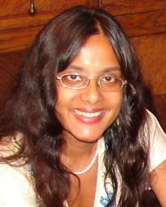 Nupur Tustin, Author of Master of Illusion