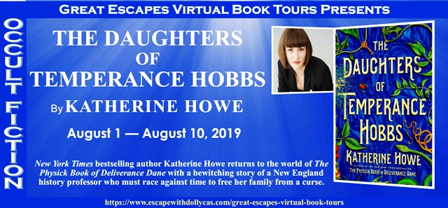 The Daughters of Temperance Hobbs: A Novel by Katherine Howe