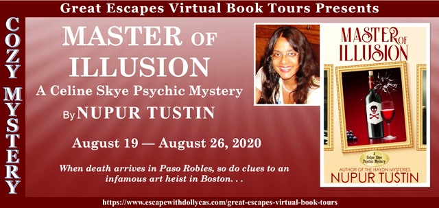 Master of Illusion Blog Tour Banner