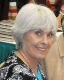 Maria Hudgins, co-author of To Fetch a Villain