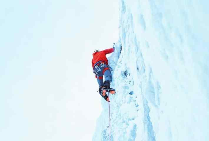 Glacier Hike & Ice Climbing
