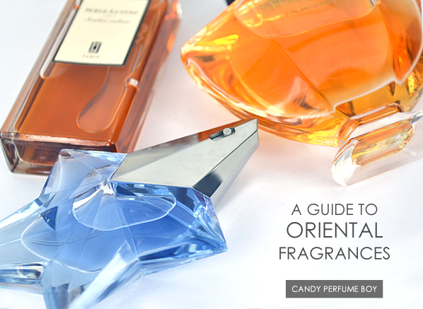 A Guide to Oriental Fragrances