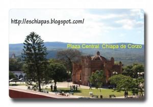 Plaza Central de Chiapa de Corzo