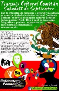 Tianguis Cultural Comitan