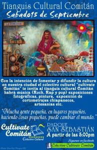 Tianguis Cultural Comitan 2