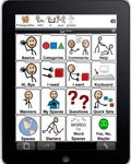 iPad app helps student communicate