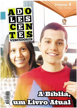 LIÇÃO ADOLESCENTES 4° TRIMESTRE 2017