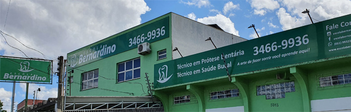 Centro Educacional Dr Bernardino de Canoas