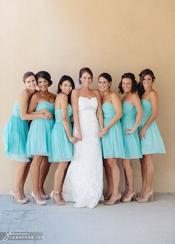 What Color Shoes To Wear With Tiffany Blue Dress