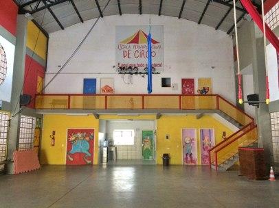 5. Galpão da Escola Pernambucana de Circo