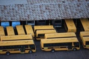Tribunal de Contas aponta falhas gravíssimas no transporte escolar da rede pública do DF