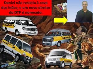 DTP na cova