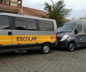 Vans escolares são liberadas para transporte de passageiros por aplicativo em Campo Grande