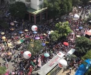 Professores e demais servidores municipais de SP decidem manter a greve até que Dória retire reforma da Previdência