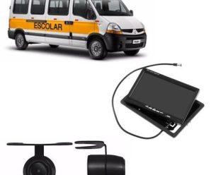 Câmera pode deixar de ser obrigatória em transporte escolar