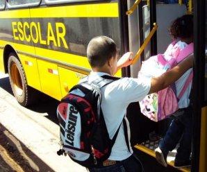Projeto de lei prevê afixar cartazes contra pedofilia em veículos de transporte escolar