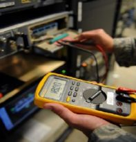 Using multimeter