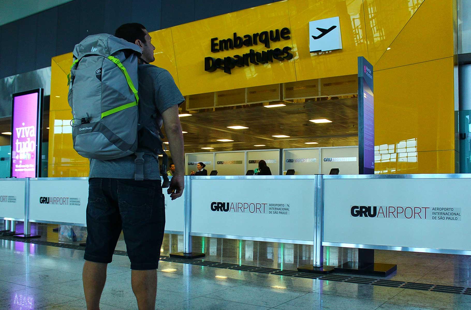 431c7ea675 Como viajar só com bagagem de mão  10 dicas essenciais