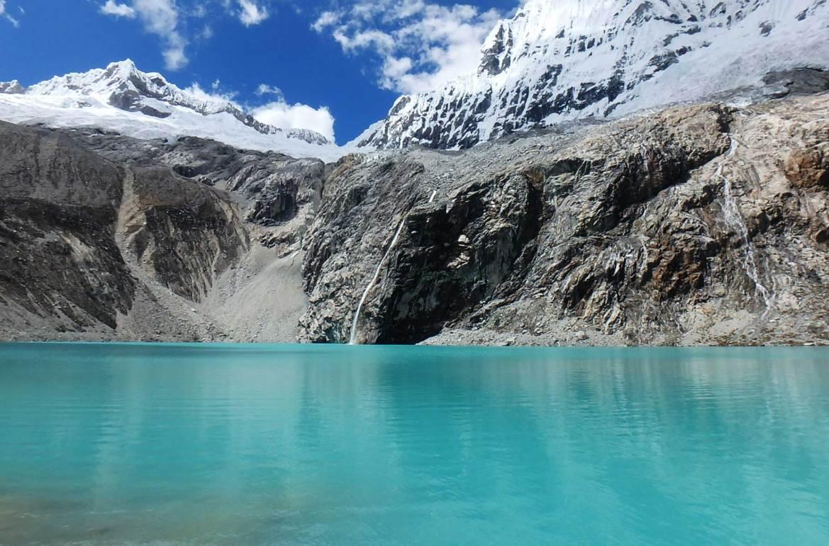 Fotos de viagem - Laguna 69, Huaraz (Peru)