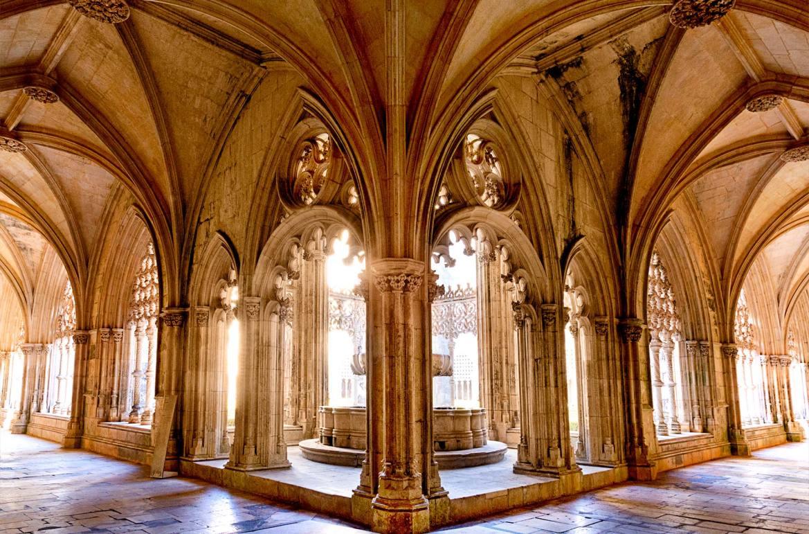 Fotos de viagem - Mosteiro da Batalha, Batalha (Portugal)