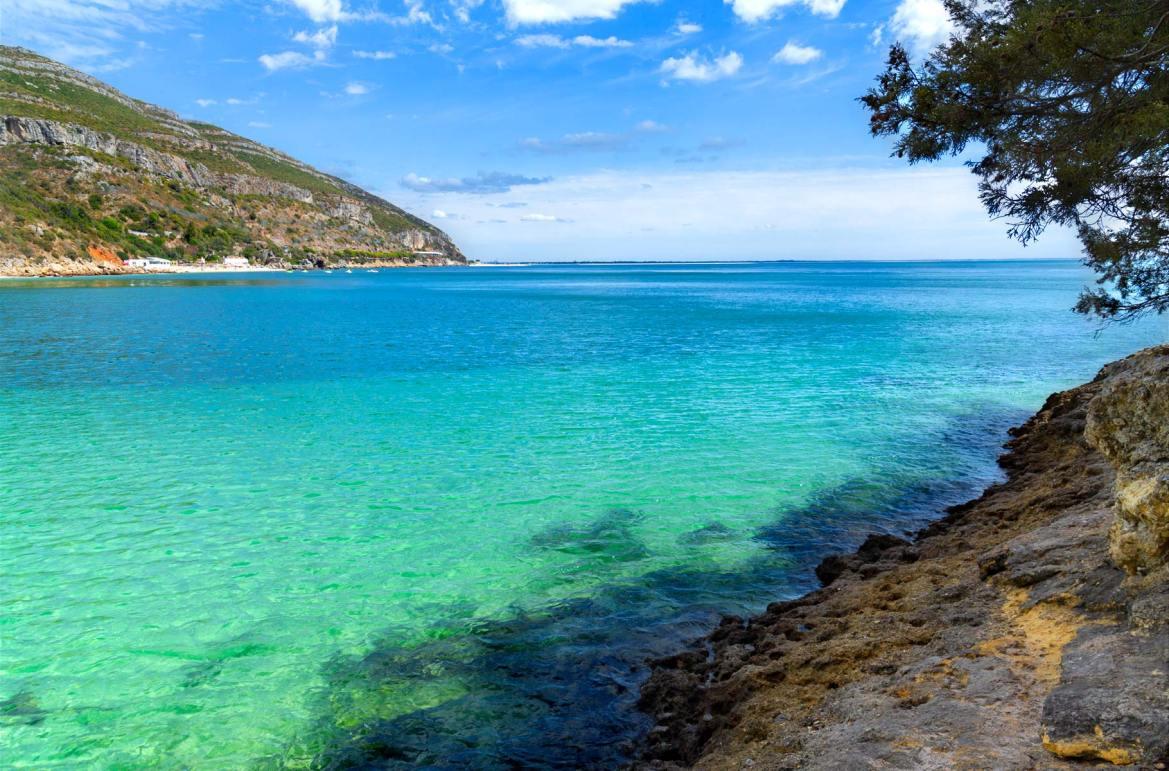 Fotos de viagem - Praia de Galapinhos (Portugal)