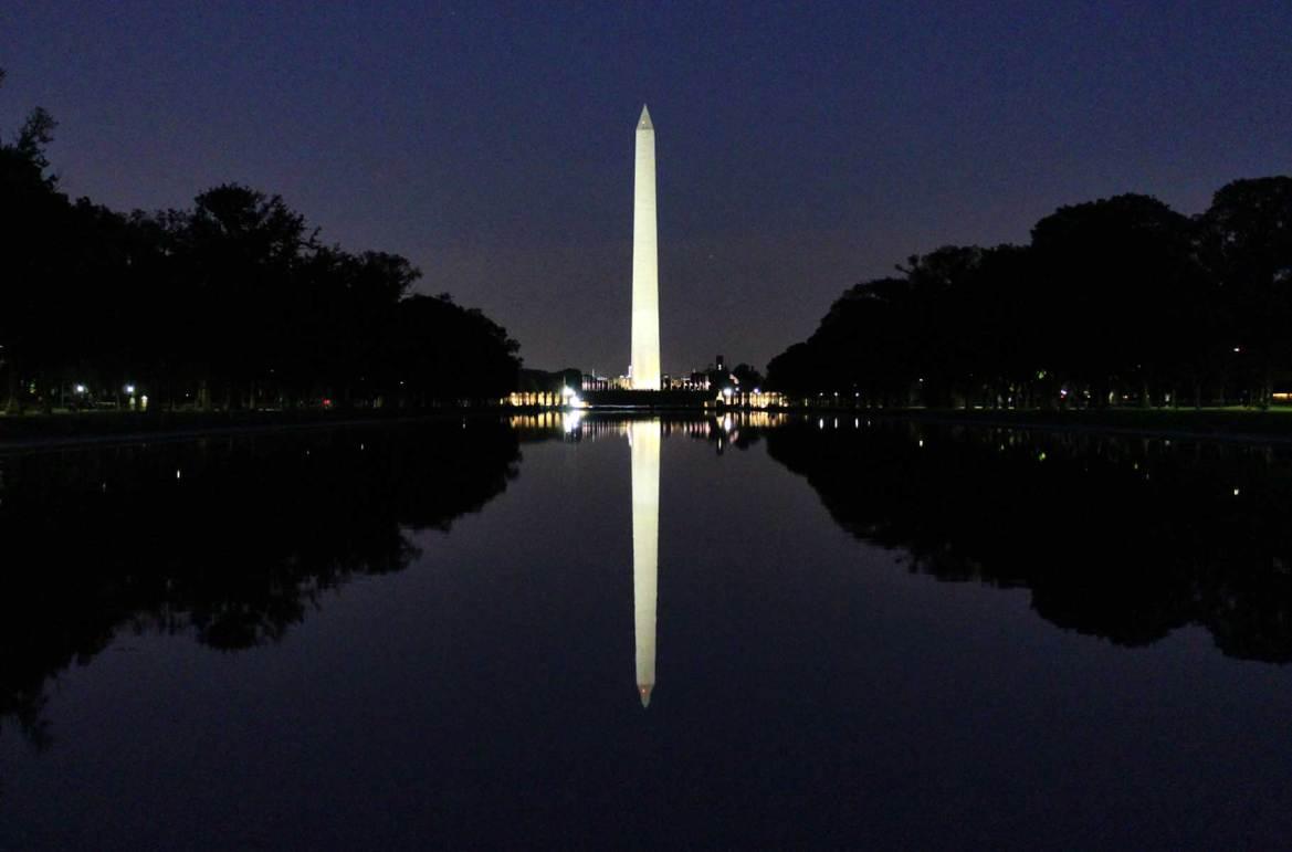 Fotos de viagem - Obelisco, Washington (Estados Unidos)