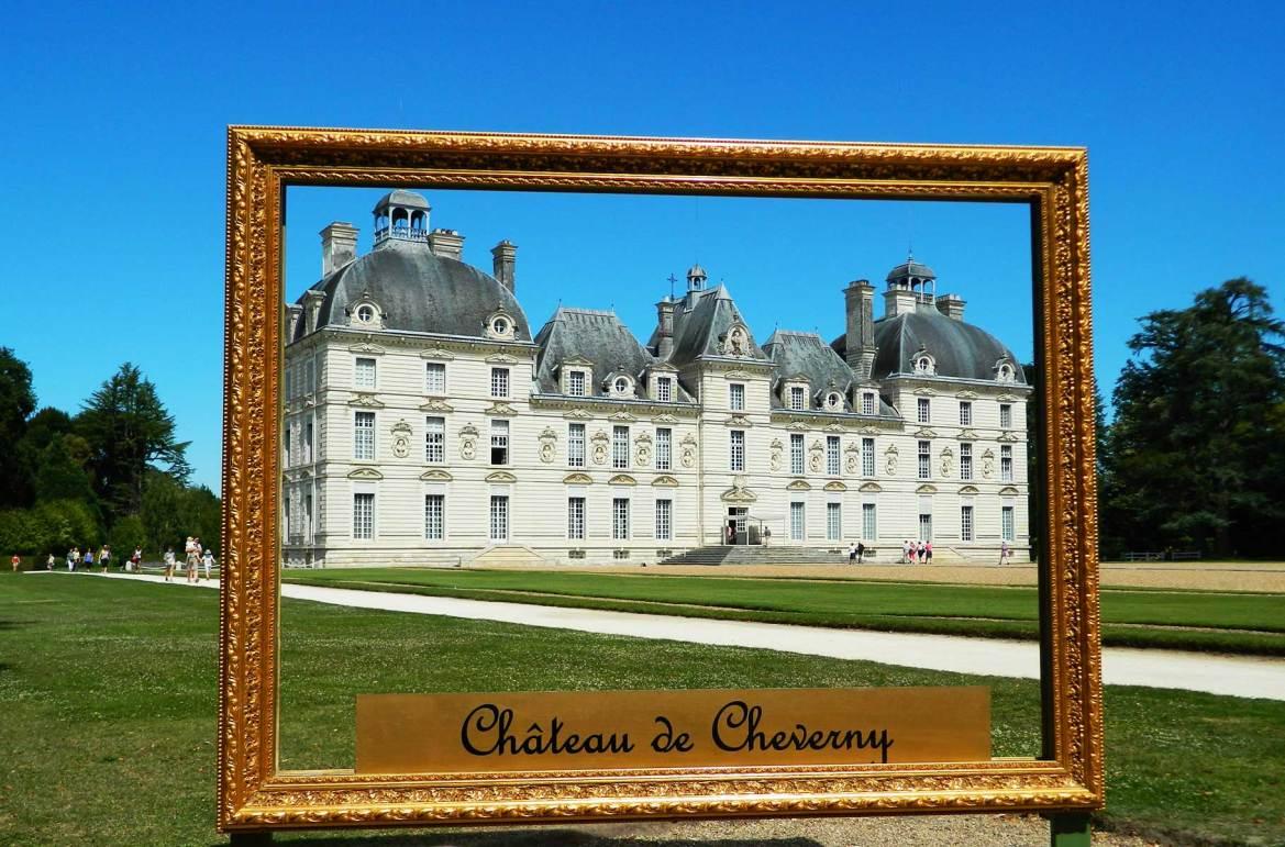 Fotos de viagem - Château de Cheverny, Vale do Loire (França)