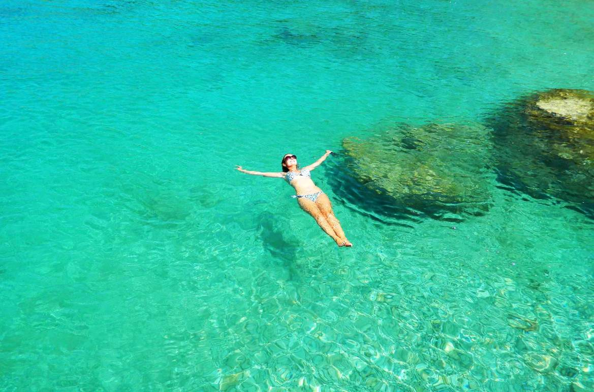 Fotos de viagem - Anthony Queen's Bay, Ilha de Rhodes (Grécia)