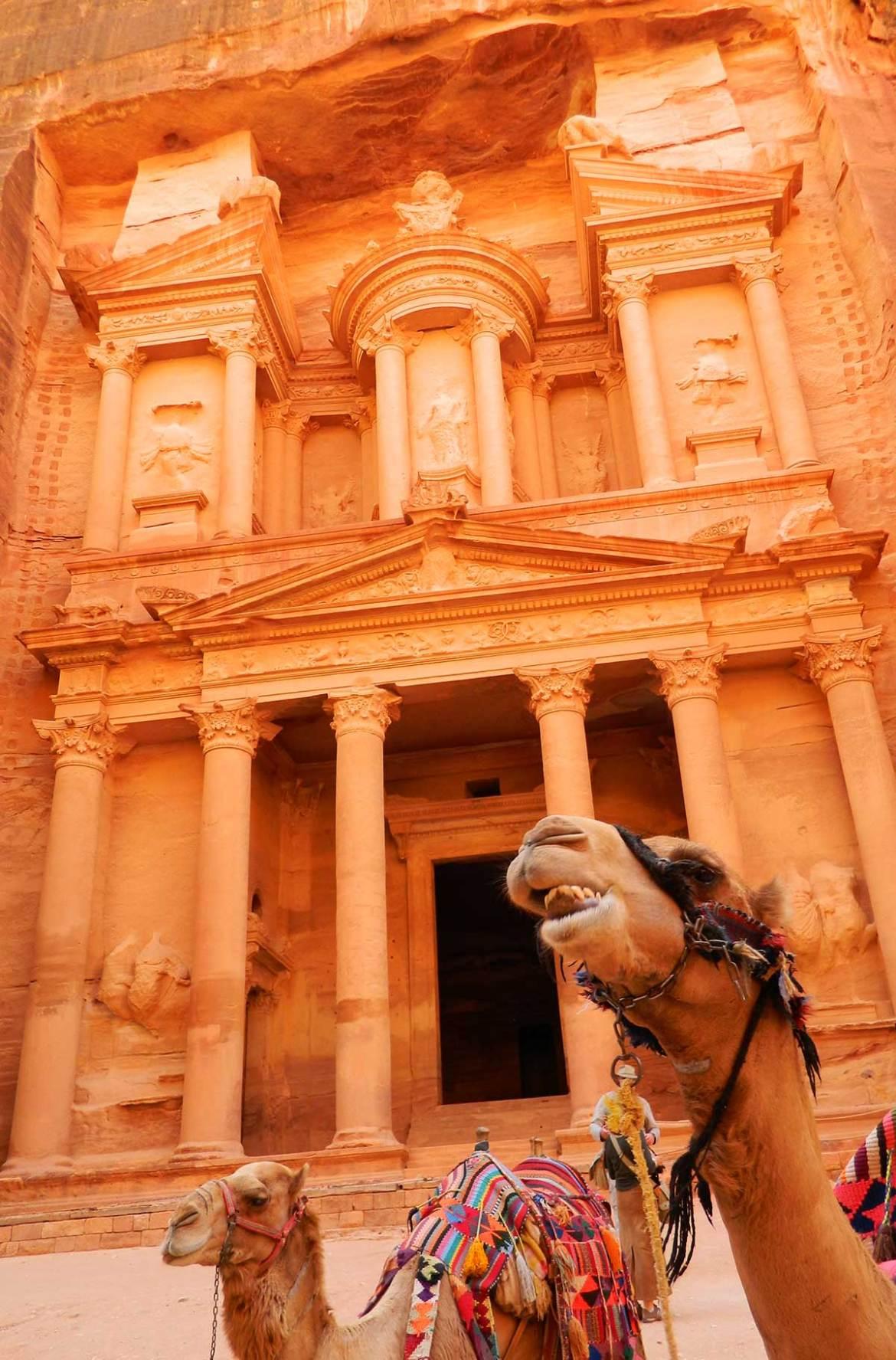 Fotos de viagem - Petra, Wadi Musa (Jordânia)