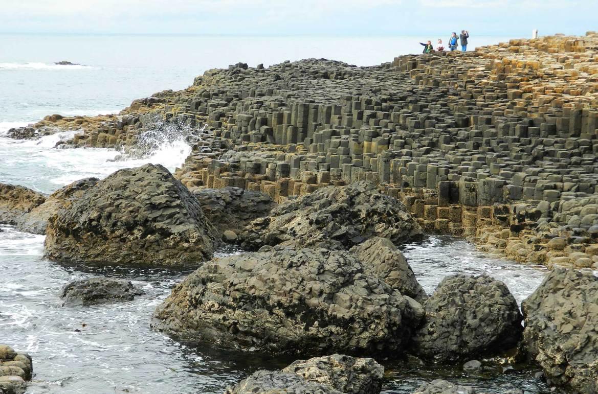 Fotos de viagem - Giant's Causeway (Reino Unido)
