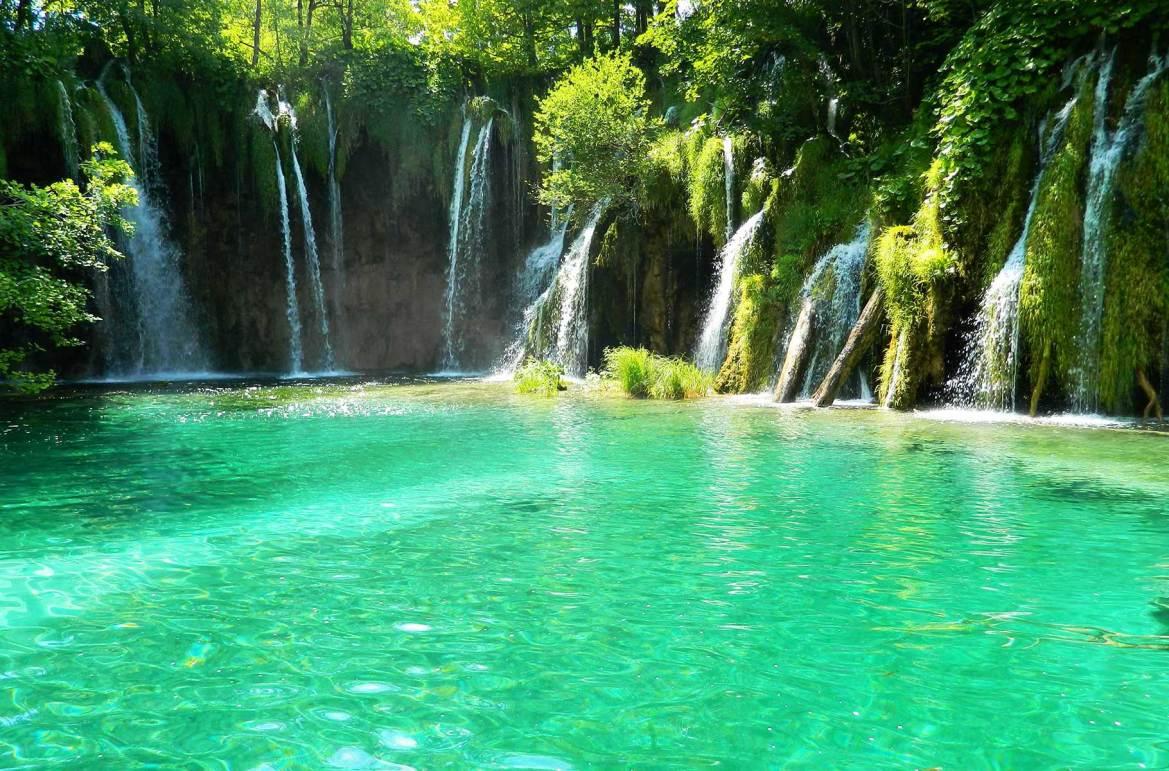 Fotos de viagem - Parque dos Lagos Plitvice (Croácia)