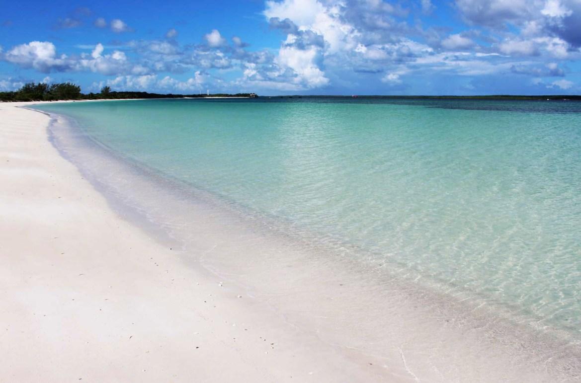 Praias mais lindas do mundo - Cayo las Brujas (Cuba)