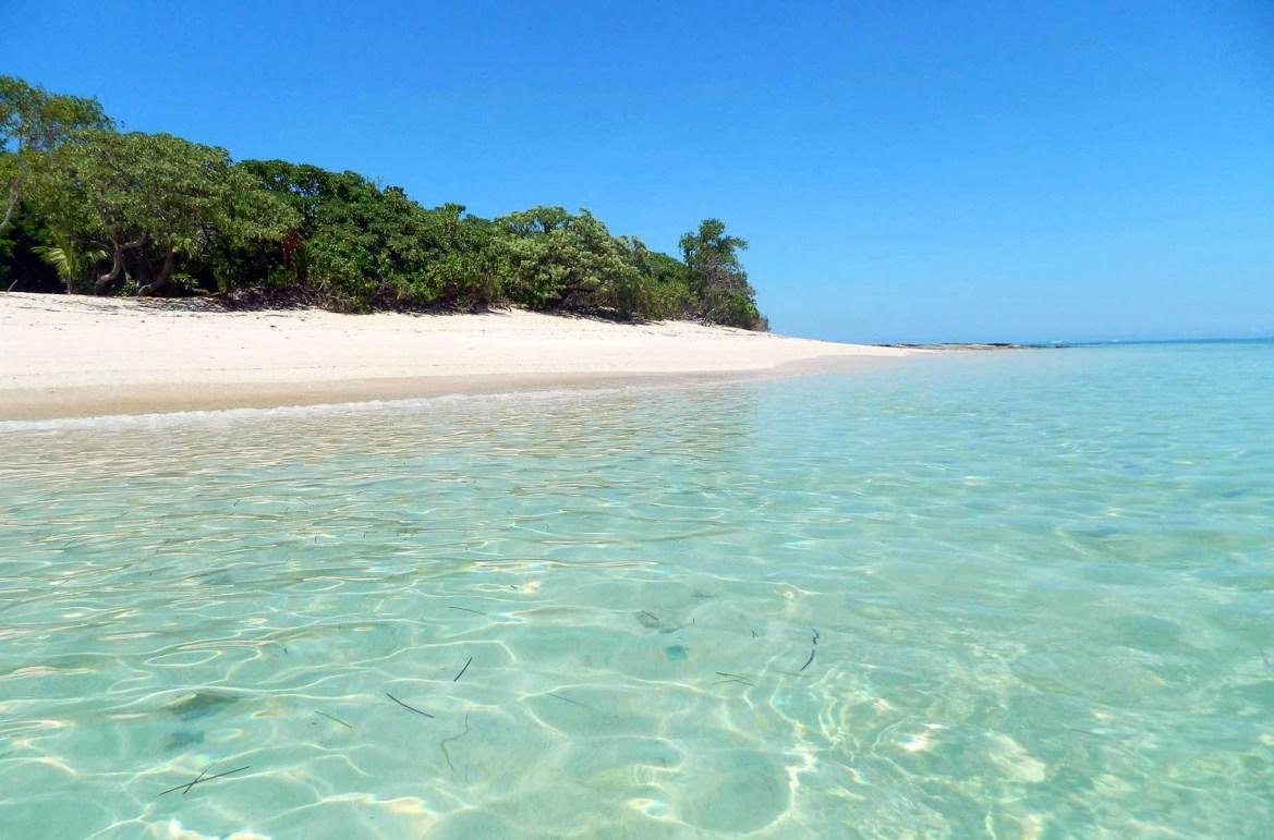 Praias mais lindas do mundo - Sunset Beach, na Ilha de Mana, Arquipélago das Mamanuca (Fiji)