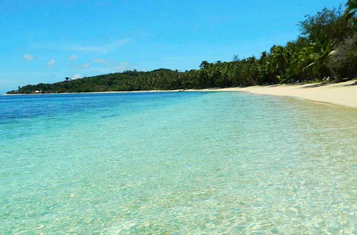 Praias mais lindas do mundo - Blue Lagoon, na Ilha Matacawalevu, Arquipélago das Yasawa (Fiji)