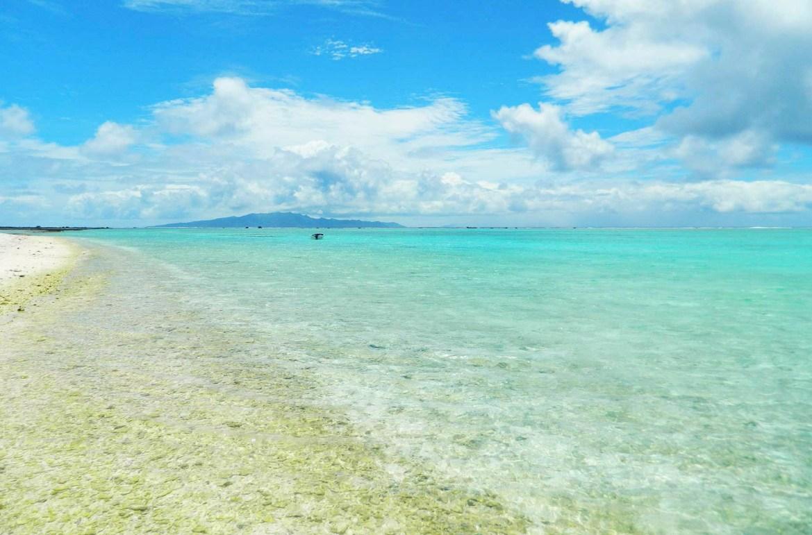 Praias mais lindas do mundo - Motu Piti Aau, na Ilha de Bora Bora (Polinésia Francesa)