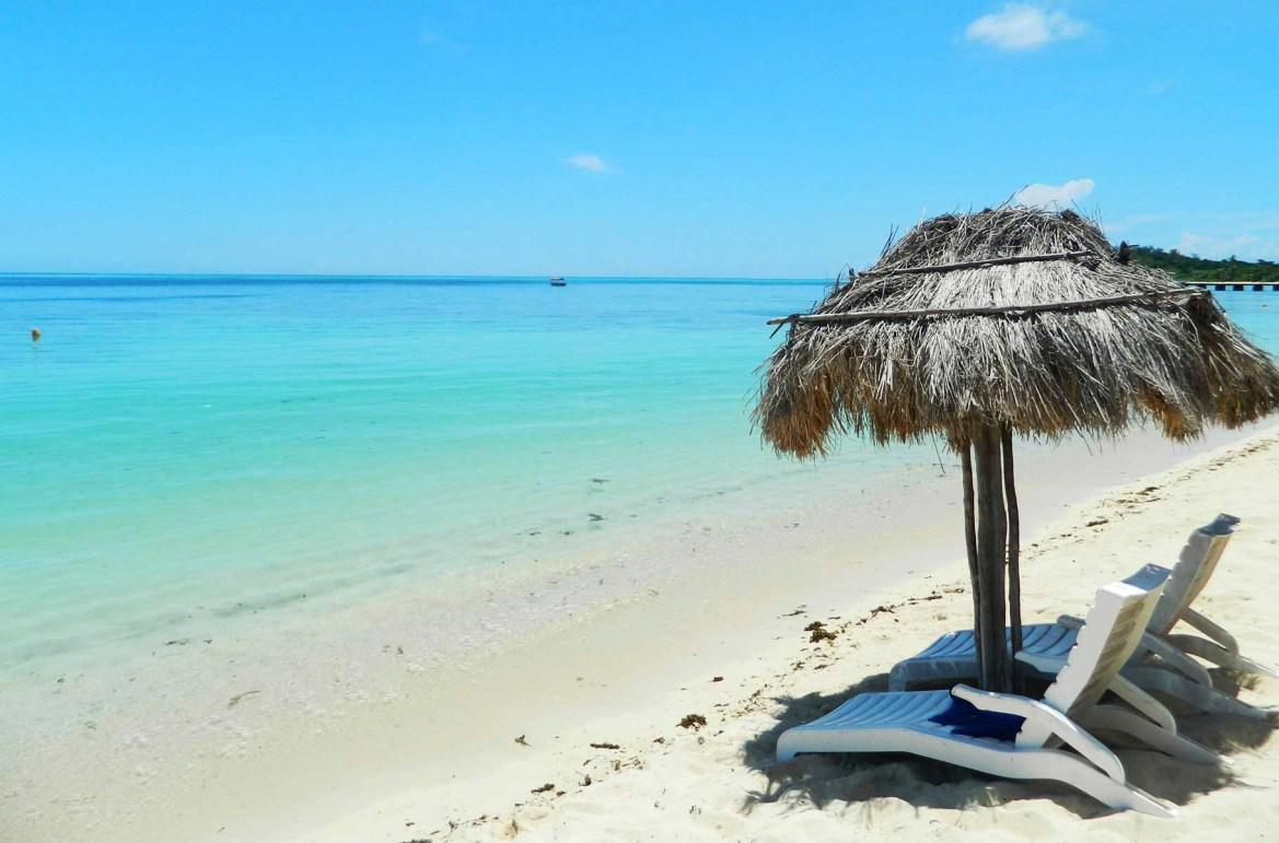 Praias mais lindas do mundo - Praia principal da Ilha de Mana, Arquipélago das Mamanuca (Fiji)