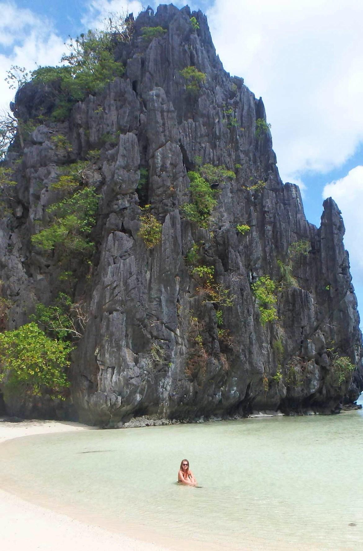 Praias mais lindas do mundo - Kulasa Beach, na Ilha Matinloc, El Nido (Filipinas)