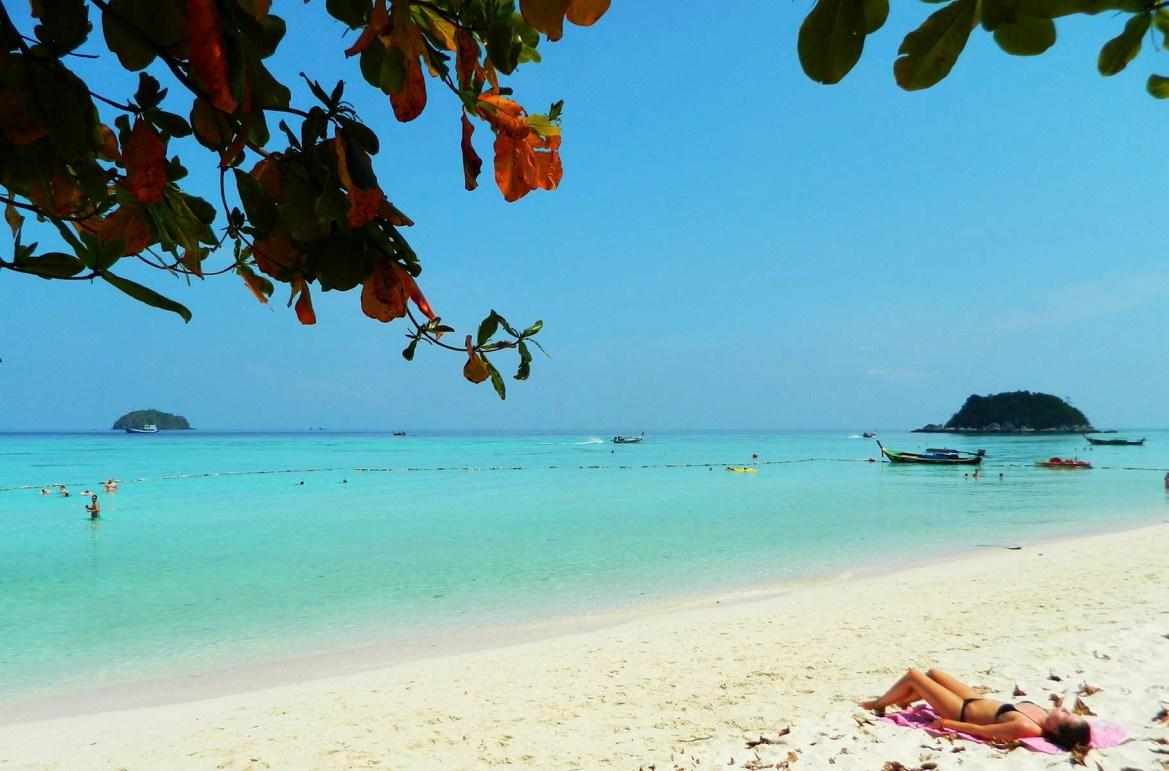 Praias mais lindas do mundo - Sunrise Beach, na Ilha de Koh Lipe (Tailândia)