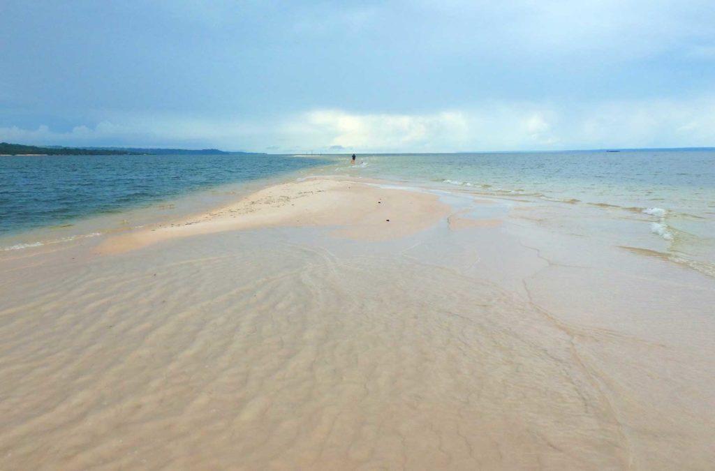 Praias de Alter do Chão - Maguari