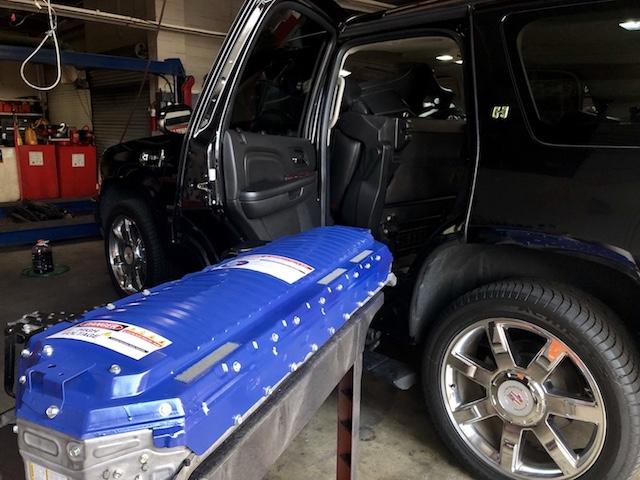 Hybrid Battery Repair San Diego